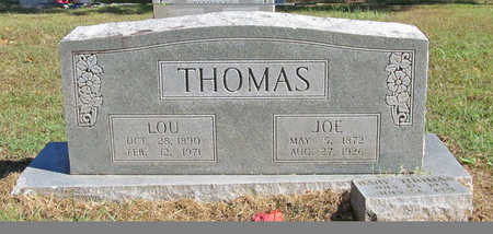 "THOMAS, JOSEPH ""JOE"" - Benton County, Arkansas | JOSEPH ""JOE"" THOMAS - Arkansas Gravestone Photos"
