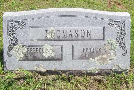 THOMASON, REBECCA A. - Benton County, Arkansas | REBECCA A. THOMASON - Arkansas Gravestone Photos