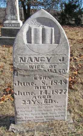 THOMASON, NANCY J - Benton County, Arkansas   NANCY J THOMASON - Arkansas Gravestone Photos