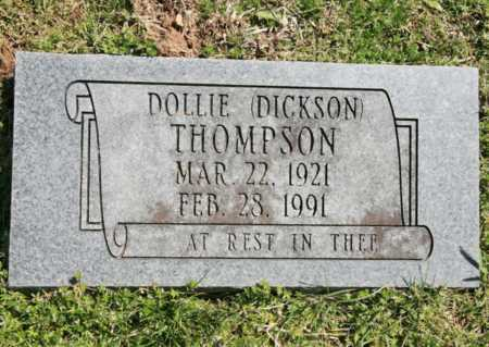 THOMPSON, DOLLIE - Benton County, Arkansas | DOLLIE THOMPSON - Arkansas Gravestone Photos
