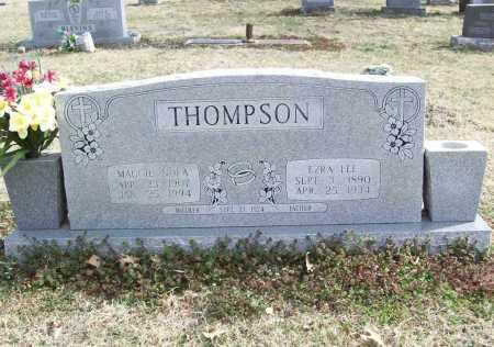 THOMPSON, MAGGIE NOLA - Benton County, Arkansas | MAGGIE NOLA THOMPSON - Arkansas Gravestone Photos
