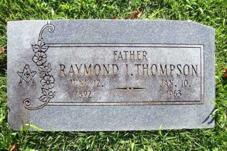 THOMPSON, RAYMOND I. - Benton County, Arkansas | RAYMOND I. THOMPSON - Arkansas Gravestone Photos