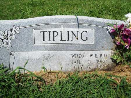 TIPLING, W. E. BILL - Benton County, Arkansas   W. E. BILL TIPLING - Arkansas Gravestone Photos