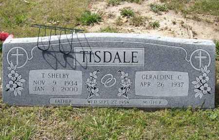 TISDALE, THOMAS SHELBY - Benton County, Arkansas   THOMAS SHELBY TISDALE - Arkansas Gravestone Photos
