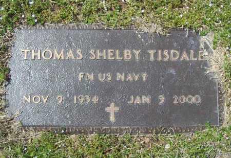 TISDALE (VETERAN), THOMAS SHELBY - Benton County, Arkansas | THOMAS SHELBY TISDALE (VETERAN) - Arkansas Gravestone Photos