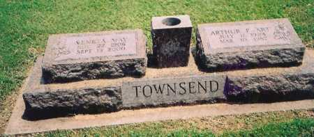 "TOWNSEND, ARTHUR F. ""ART"" - Benton County, Arkansas 