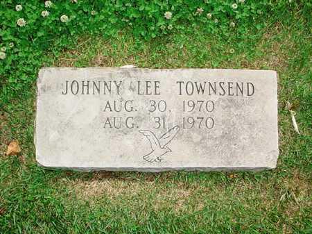 TOWNSEND, JOHNNY LEE - Benton County, Arkansas | JOHNNY LEE TOWNSEND - Arkansas Gravestone Photos