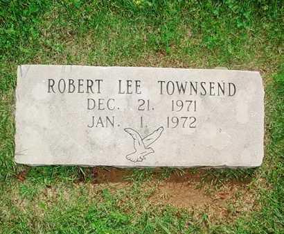 TOWNSEND, ROBERT LEE - Benton County, Arkansas | ROBERT LEE TOWNSEND - Arkansas Gravestone Photos