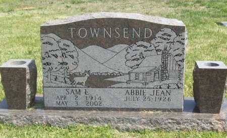 TOWNSEND, SAMUEL L. - Benton County, Arkansas | SAMUEL L. TOWNSEND - Arkansas Gravestone Photos