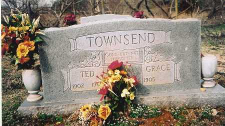 TOWNSEND, GRACE L. - Benton County, Arkansas | GRACE L. TOWNSEND - Arkansas Gravestone Photos