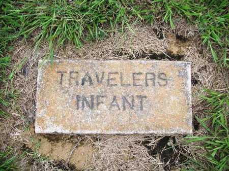 TRAVELERS, INFANT - Benton County, Arkansas | INFANT TRAVELERS - Arkansas Gravestone Photos