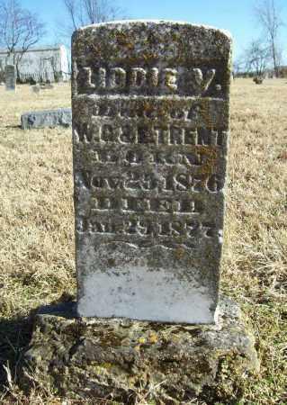 TRENT, LIDDIE V. - Benton County, Arkansas | LIDDIE V. TRENT - Arkansas Gravestone Photos