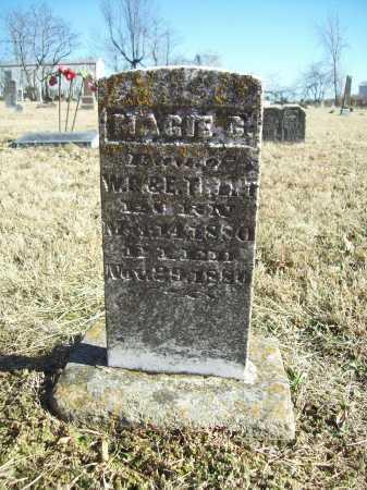 TRENT, MAGIE C. - Benton County, Arkansas | MAGIE C. TRENT - Arkansas Gravestone Photos