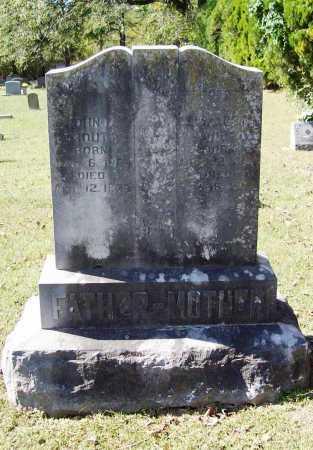 TROUTT, ELIZABETH - Benton County, Arkansas | ELIZABETH TROUTT - Arkansas Gravestone Photos