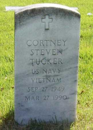 TUCKER (VETERAN VIET), CORTNEY STEVEN - Benton County, Arkansas | CORTNEY STEVEN TUCKER (VETERAN VIET) - Arkansas Gravestone Photos