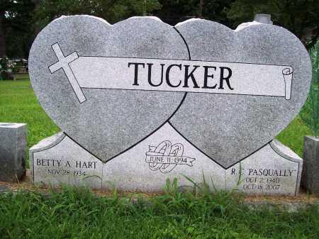 "TUCKER, R. C. ""PASQUALLY"" - Benton County, Arkansas | R. C. ""PASQUALLY"" TUCKER - Arkansas Gravestone Photos"