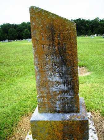 TYREE, JAMES H. - Benton County, Arkansas   JAMES H. TYREE - Arkansas Gravestone Photos