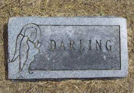 UNKNOWN, DARLING - Benton County, Arkansas   DARLING UNKNOWN - Arkansas Gravestone Photos