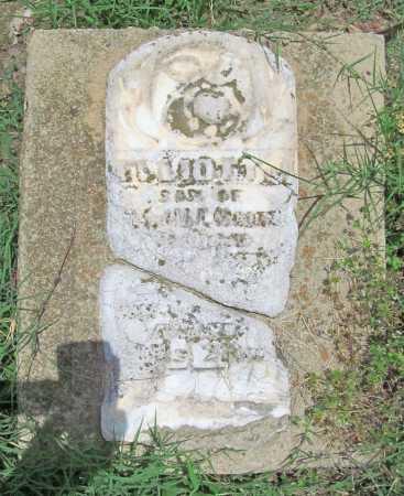 UNKNOWN, ELLIOTT - Benton County, Arkansas | ELLIOTT UNKNOWN - Arkansas Gravestone Photos