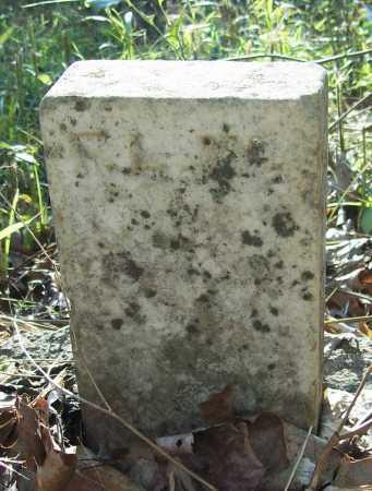 UNKNOWN, FL___ - Benton County, Arkansas | FL___ UNKNOWN - Arkansas Gravestone Photos
