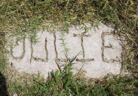 UNKNOWN, JULIE - Benton County, Arkansas   JULIE UNKNOWN - Arkansas Gravestone Photos