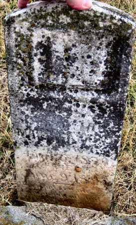 UNKNOWN, MARY? - Benton County, Arkansas   MARY? UNKNOWN - Arkansas Gravestone Photos