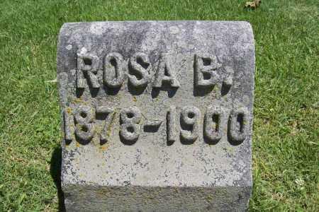 VAN DEVENTER, ROSA B. - Benton County, Arkansas | ROSA B. VAN DEVENTER - Arkansas Gravestone Photos