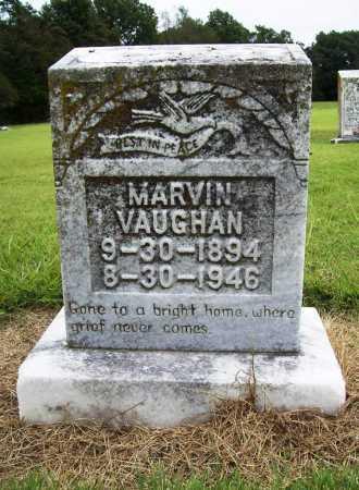 VAUGHAN, MARVIN - Benton County, Arkansas | MARVIN VAUGHAN - Arkansas Gravestone Photos