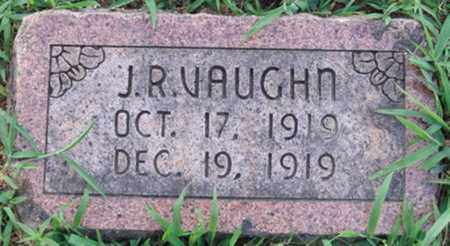 VAUGHN, J. R. - Benton County, Arkansas | J. R. VAUGHN - Arkansas Gravestone Photos