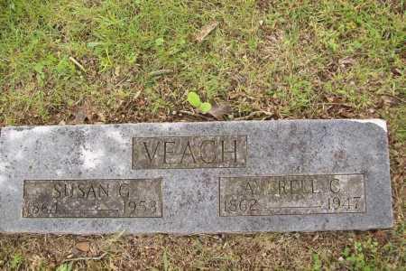 VEACH, AVERELL C. - Benton County, Arkansas | AVERELL C. VEACH - Arkansas Gravestone Photos