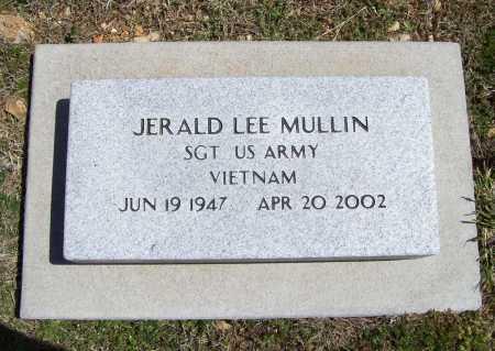 MULLIN (VETERAN VIET), JERALD LEE - Benton County, Arkansas   JERALD LEE MULLIN (VETERAN VIET) - Arkansas Gravestone Photos