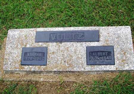 VOLTZ, MARTHA ELIZABETH - Benton County, Arkansas | MARTHA ELIZABETH VOLTZ - Arkansas Gravestone Photos