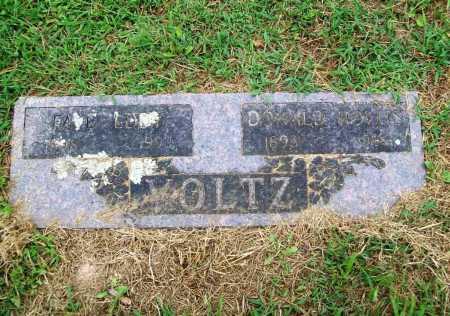 VOLTZ, DONALD HOLLIS - Benton County, Arkansas | DONALD HOLLIS VOLTZ - Arkansas Gravestone Photos