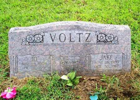 VOLTZ, JAKE - Benton County, Arkansas | JAKE VOLTZ - Arkansas Gravestone Photos