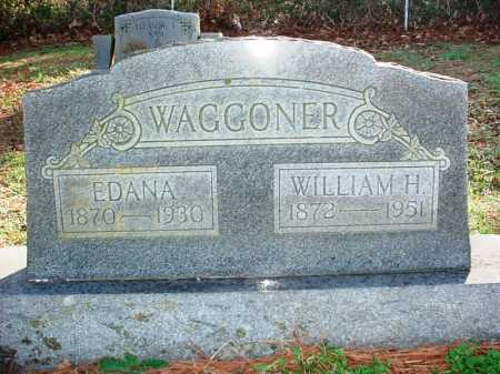 WAGGONER, WILLIAM H - Benton County, Arkansas | WILLIAM H WAGGONER - Arkansas Gravestone Photos