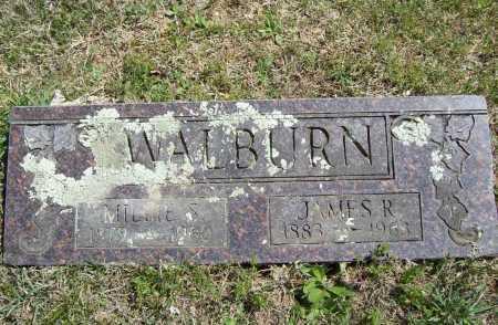 WALBURN, JAMES R. - Benton County, Arkansas | JAMES R. WALBURN - Arkansas Gravestone Photos