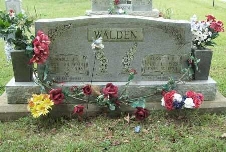 WALDEN, MABLE JO - Benton County, Arkansas | MABLE JO WALDEN - Arkansas Gravestone Photos