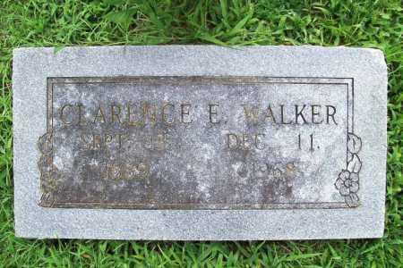 WALKER, CLARENCE E. - Benton County, Arkansas   CLARENCE E. WALKER - Arkansas Gravestone Photos