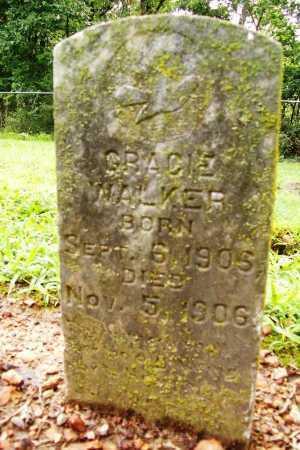 WALKER, GRACIE - Benton County, Arkansas | GRACIE WALKER - Arkansas Gravestone Photos