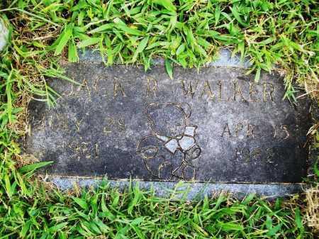 WALKER, JACK R. - Benton County, Arkansas | JACK R. WALKER - Arkansas Gravestone Photos