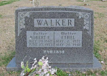 WALKER, ROBERT F - Benton County, Arkansas | ROBERT F WALKER - Arkansas Gravestone Photos