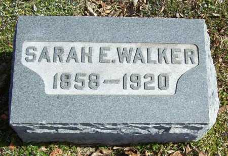 BRAITHWAITE WALKER, SARAH ESTHER - Benton County, Arkansas | SARAH ESTHER BRAITHWAITE WALKER - Arkansas Gravestone Photos