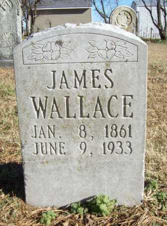 WALLACE, JAMES - Benton County, Arkansas | JAMES WALLACE - Arkansas Gravestone Photos