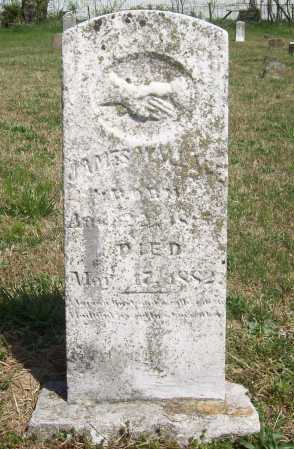 WALLACE, JAMES - Benton County, Arkansas | JAMES WALLACE - Arkansas Gravestone Photos