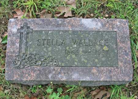 WALLACE, STELLA - Benton County, Arkansas | STELLA WALLACE - Arkansas Gravestone Photos