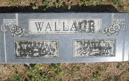 WALLACE, WILLIAM - Benton County, Arkansas | WILLIAM WALLACE - Arkansas Gravestone Photos