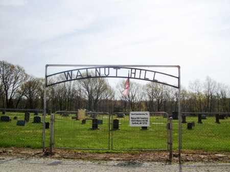 *WALNUT HILL CEMETERY,  - Benton County, Arkansas    *WALNUT HILL CEMETERY - Arkansas Gravestone Photos