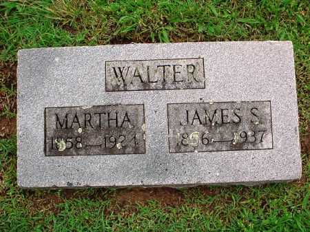 WALTER, MARTHA - Benton County, Arkansas | MARTHA WALTER - Arkansas Gravestone Photos