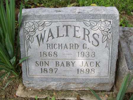 WALTERS, BABY JACK - Benton County, Arkansas | BABY JACK WALTERS - Arkansas Gravestone Photos