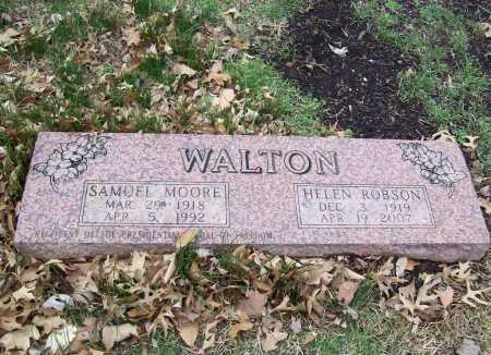 WALTON, HELEN - Benton County, Arkansas | HELEN WALTON - Arkansas Gravestone Photos
